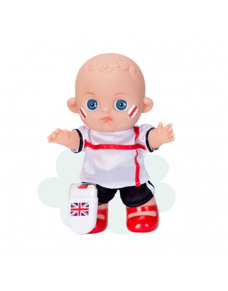 Futbolistas England