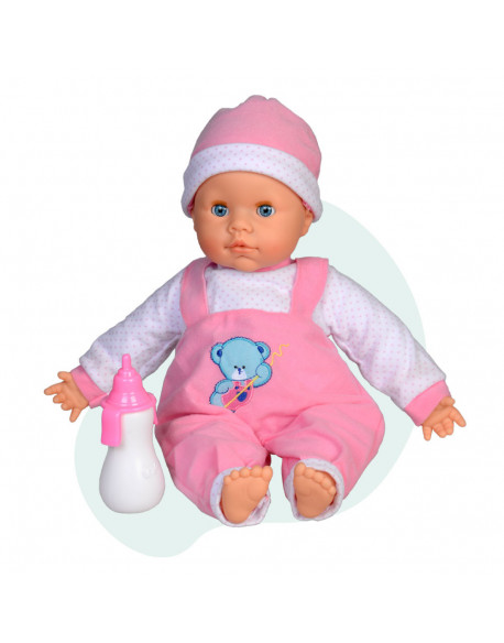 Baby peque glotón